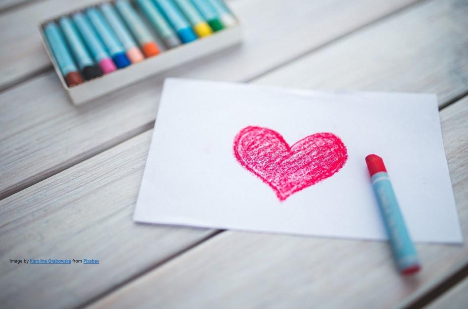 Colouring Stencils vs Drawing